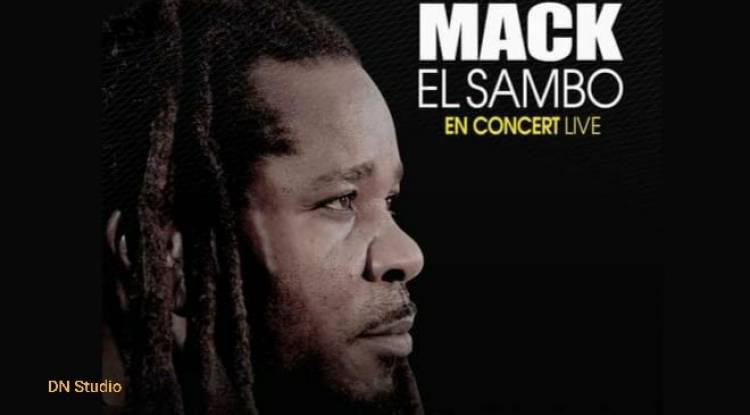"""Mack El Sambo en concert live de compassion: """"Pole Buhene""""!"""