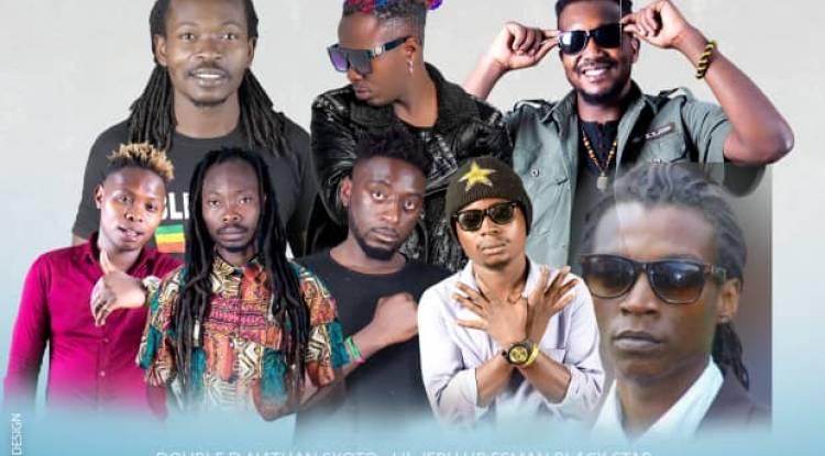 Umoja Kwetu: Goma accueille un grand concert réunissant près de 20 artistes Kivutiens au Carpe Diem