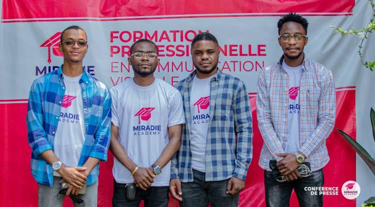 Miradie Academy lance la formation en communication visuelle à Goma