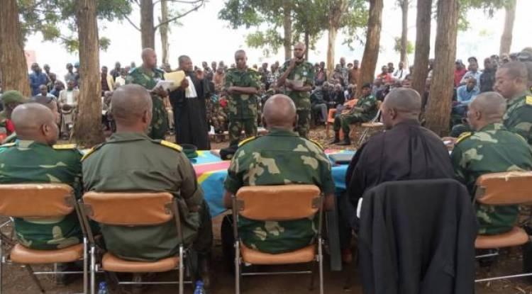 Des militaires condamnés à des lourdes peines dans l'affaire du meurtre de 4 femmes à Minembwe