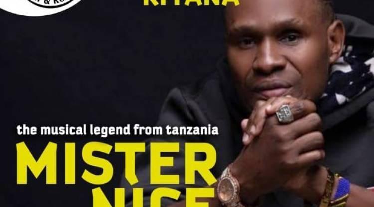 Mr Nice en concert au Resto-Bar Kiyana Grill à Goma