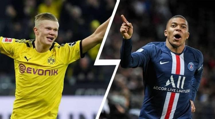 Mbappé-Haaland, le duo d'enfer que prépare Real Madrid !