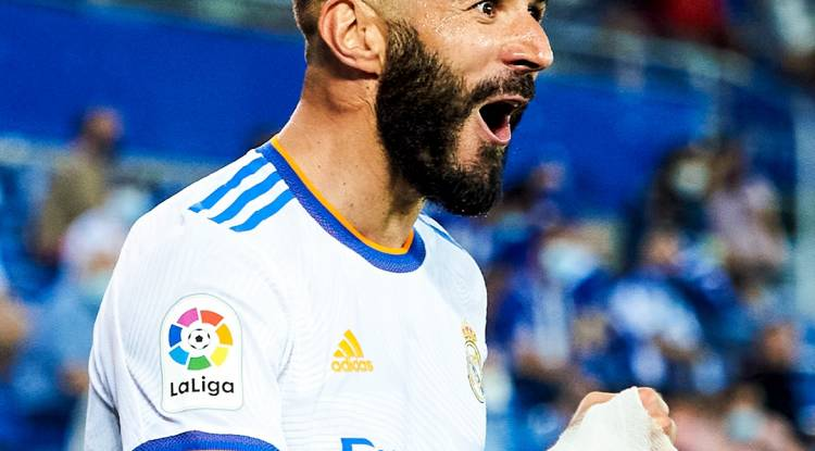 Inimaginable ! Benzema marque plus des buts que toute l'équipe du Barça réunie !