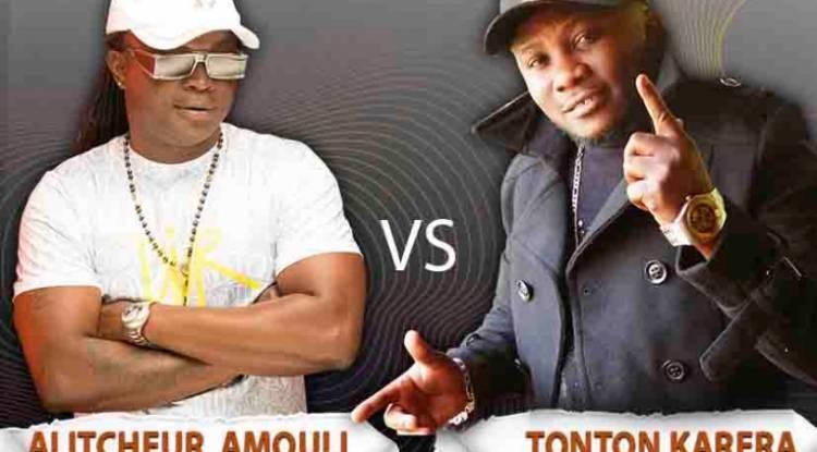 Face-à-face Alitsheur Amouly vs Tonton Karera à Goma !