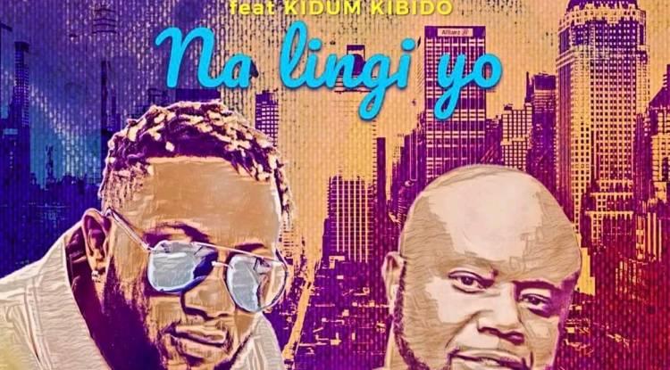 Cappuccino Lbg s'annonce avec un nouveau single intitulé Na Lingi Yo en collaboration avec Kidum Kibido