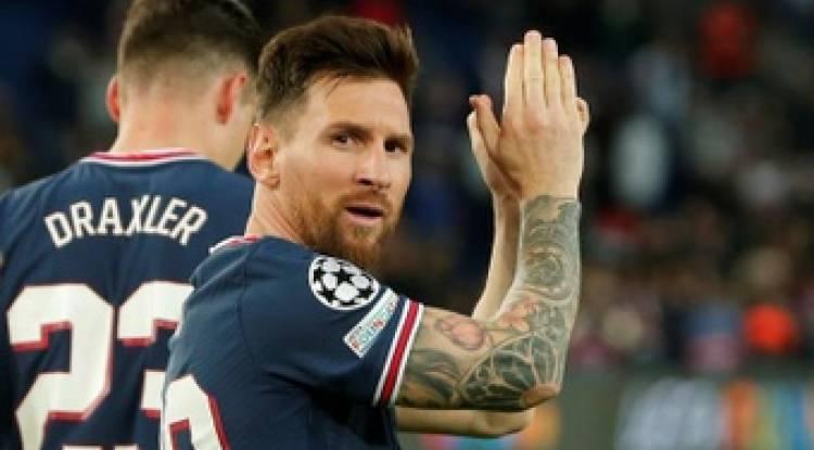 Grâce à un doublé de Messi, le Psg bat difficilement Leipzig