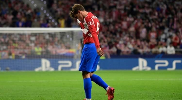 La nuit cauchemardesque de Griezmann au Wanda Metropolitano face à Salah