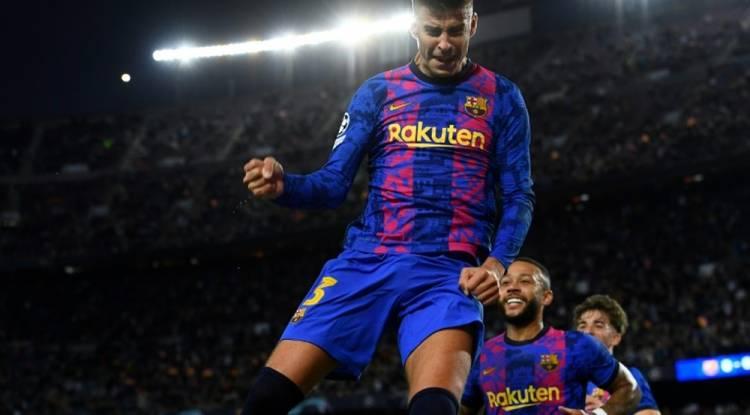 A la veille du Clásico, le Barça assure l'essentiel en Ligue des Champions en battant Dyanmo Kiev