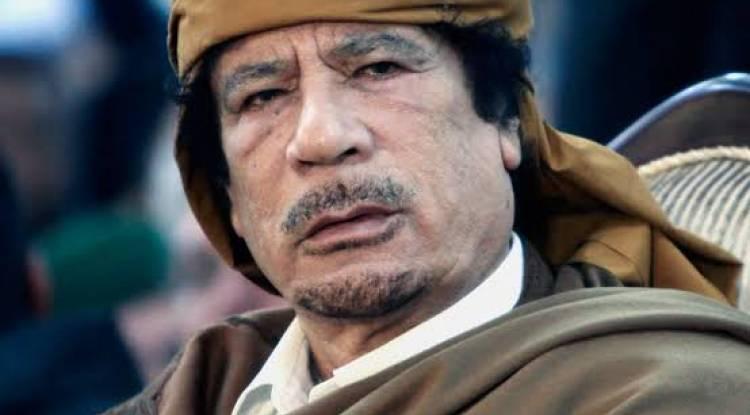 Parlons de Mouammar Kadhafi, mort assassiné il y a de cela 10 ans