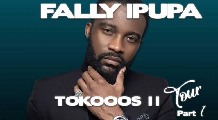 Tokooos II Tour Part 1 : Cette tournée de Fally Ipupa qui fait couler encre et salive