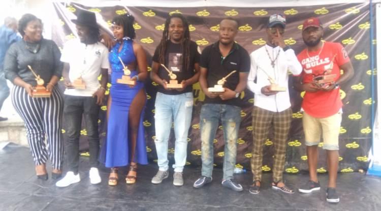 ActuStars Awards Nord-Kivu: Voici Les 7 Lauréats de la 1ère édition 2018.