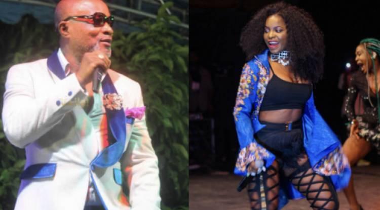Koffi Olomidé et Daphné: une collaboration Rumba-Afropop