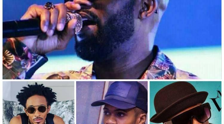 DJ Master Virus, Gaz Mawete et Robinio Mundibu , invités à la première partie du concert de Fally Ipupa à Bercy (Accor Hotels Arena)