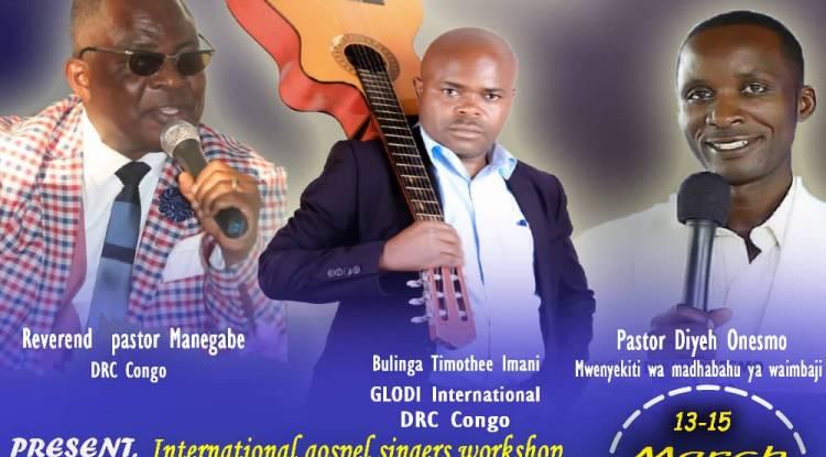 Conférence internationale pour la promotion des artistes du Gospel au niveau planétaire à Dar Es-Salaam