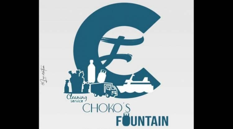 "Choko's Fountain, cleaning service ou le ""ouf ! "" de la population Kivucienne"