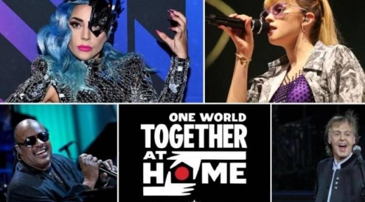 "8 Meilleures performances du concert ""One World Together At Home"""