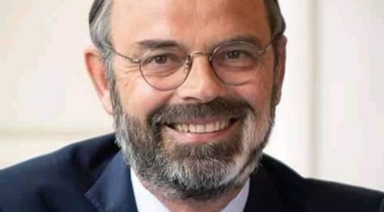 1er Ministre Français Édouard Philippe a présenté sa démission