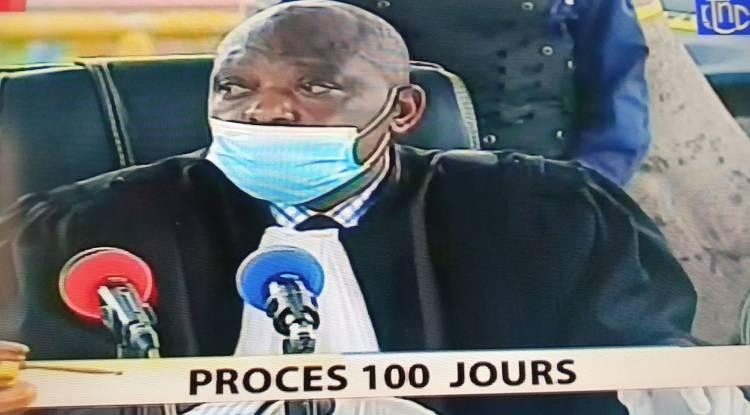 Urgent!! Le juge-président Bakenge Mvita, du procès Vital Kamerhe, mis en examen autour d'une autre affaire
