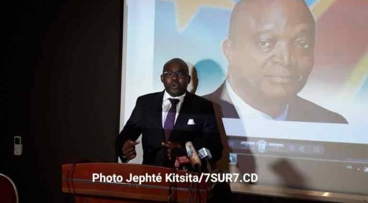 """AFFAIRE PRÉSIDENTIELLE EN RDC : """"SUR BASE DES INDICATIONS PRÉCISES, NOUS REVENDIQUONS À COMPTER DE CE JOUR LA VICTOIRE DE R. SHADARY"""", (AIMÉ KILOLO)"""