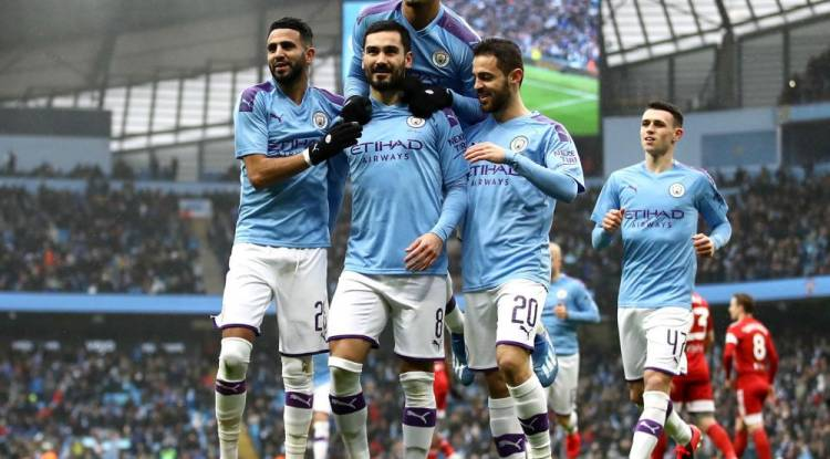C'est la fête à Manchester : Le TAS annule l'exclusion de Manchester City de la Ligue des Champions