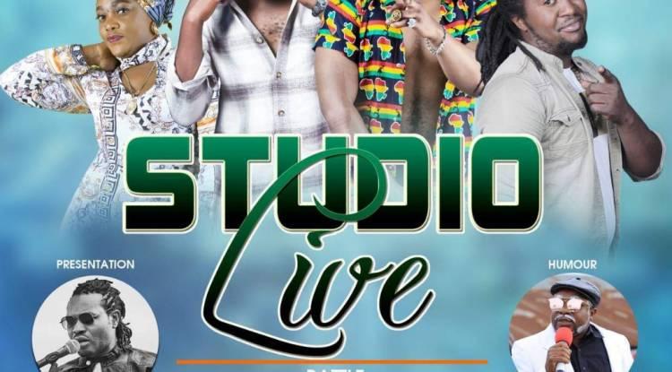 Studio Live face au public s'annonce ébouriffant à Goma