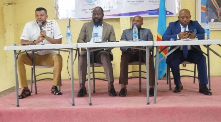 50 Jeunes réunis pour le premier colloque urbain des jeunes sur la conscience collective à Goma