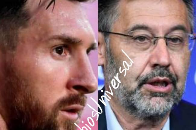 Après la démission de Bartomeu sur le trône de Barça, Messi a pris une décision forte