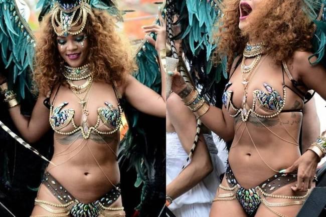 Le New look de BadGirl Rihanna