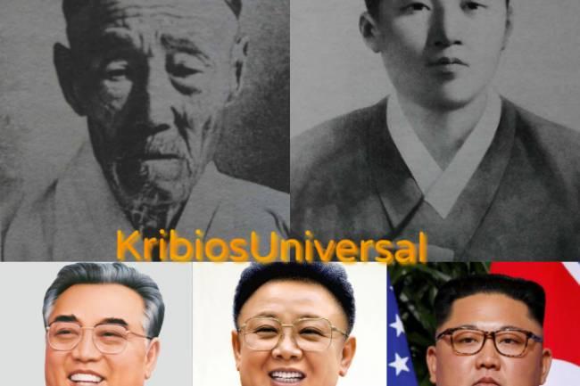 Sur les traces de la lignée Kim, les dirigeants Nord-coréens