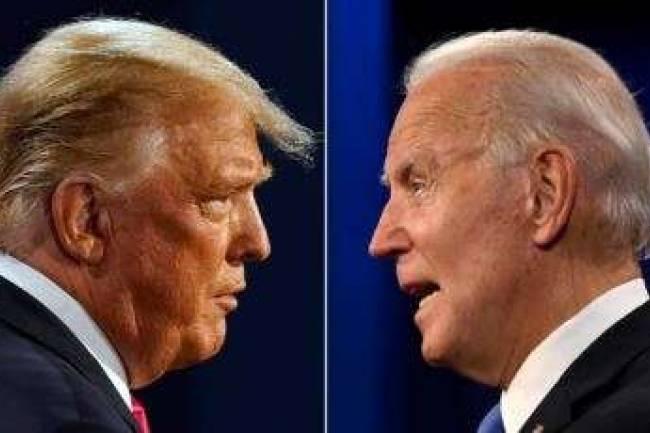 Présidentielle aux États-Unis d'Amérique: Manifestations et tensions entre les pro-Biden et pro-Trump