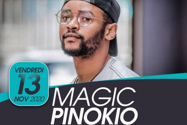 Magic Pinokio livre un concert chez Bar-Be-Cue à Goma