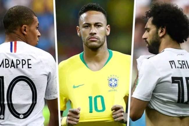 5 joueurs les plus chers du monde de football à l'heure actuelle