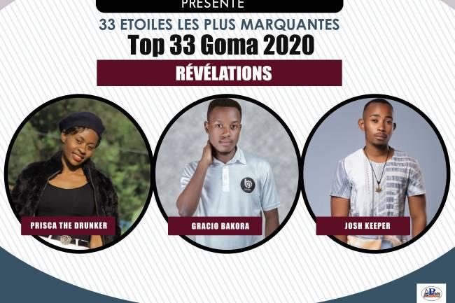 33 plus marquants en 2020 : Révélations