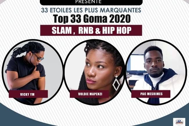 33 plus marquants en 2020: Slam & RnB & Hip Hop