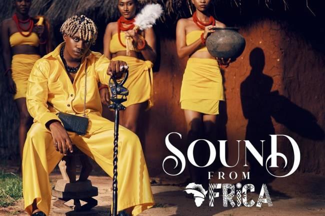 """Quelques détails sur """"Sound From Africa"""", le nouvel album du chanteur Tanzanien Rayvanny..."""