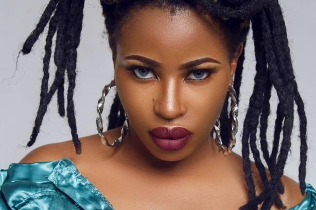 Élégante, Belle en forme et en taille, voici l'autre face de l'artiste Congolaise Vero Candy