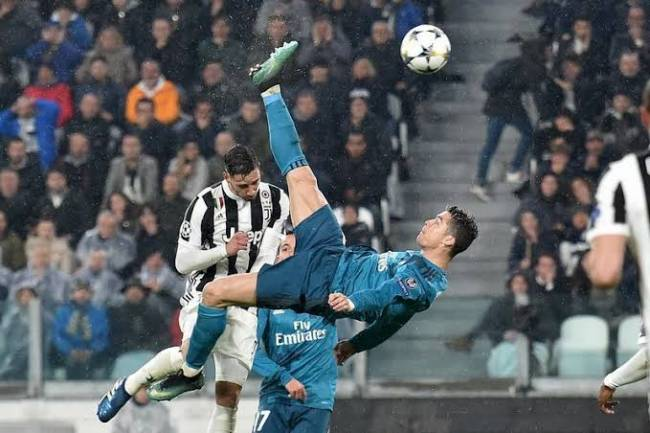 Le Real Madrid félicite son buteur légendaire Cristiano Ronaldo