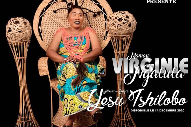 Coup d'œil sur Virginie Ngalula, Chantreresse Congolaise, auteure de Yesu Tshilobo