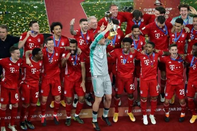 Le Bayern Munich champion du monde des clubs !