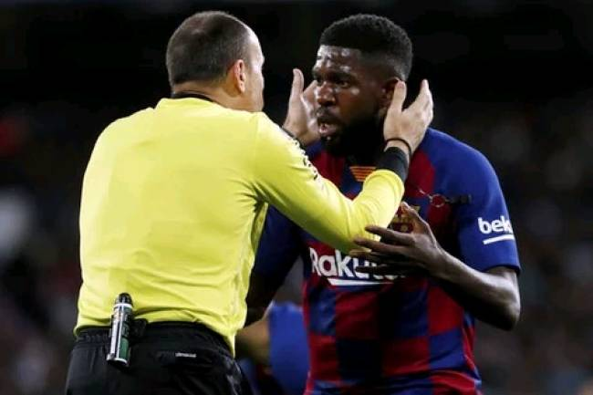 Barça/PSG:  « Avec Lenglet et Umtiti, le PSG est qualifié dès le match aller», tacle Hermel