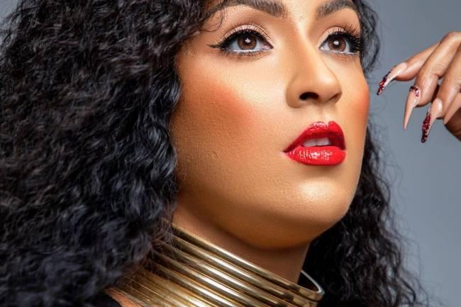 Juliet Ibrahim, l'une des grandes beautés du Cinéma africain