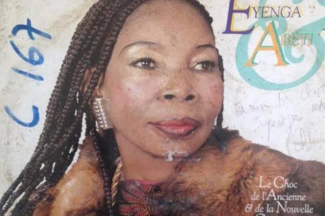 Lucie Eyenga, une légende de la chanson africaine dont on ne parle pas beaucoup