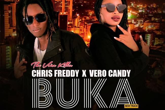 "Chris Freddy s'apprête à lancer ""Buka"" featuring Vero Candy"