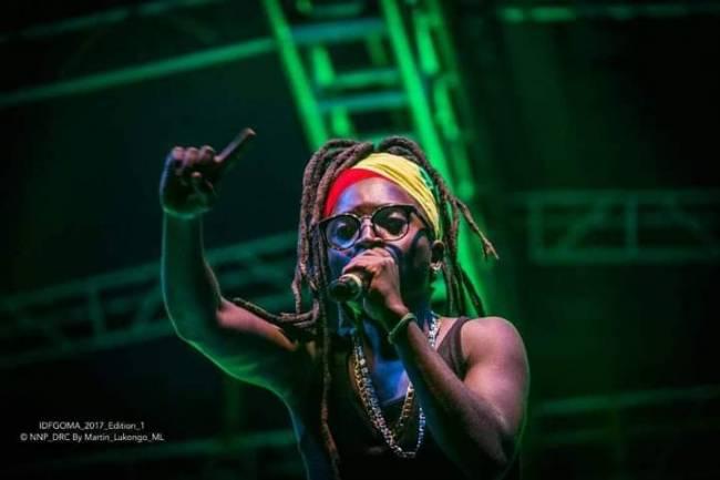 Wanny S'king annonce 2 concerts en mai 2021 à Goma
