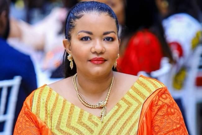 Lina Pembe Bologna ou une business woman Congolaise aguerrie !