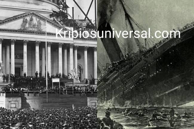 Quelques événements du 15 avril marquants le monde...
