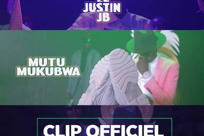 La chanson Mutu Mukubwa de l'artiste El Justin JB est désormais disponible !