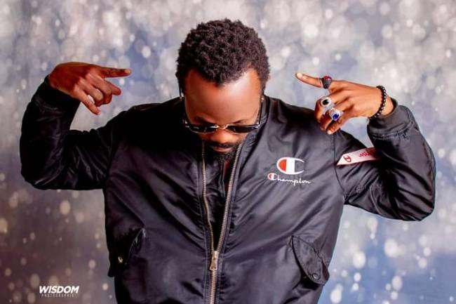 Le Chanteur Miague Fils du ciel est de retour à Goma !
