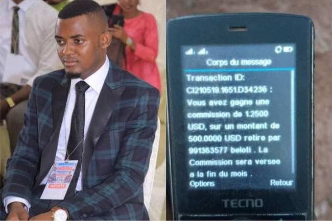 Inimaginable ! Jean Mukendi, un chantre de Kalemie au chevet d'un artiste Congolais de Goma !