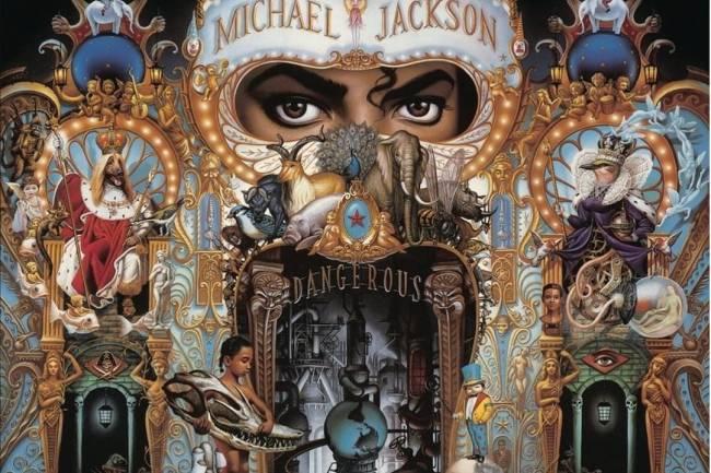 Sur les traces de Dangerous l'un des cinq meilleurs albums de Michael Jackson